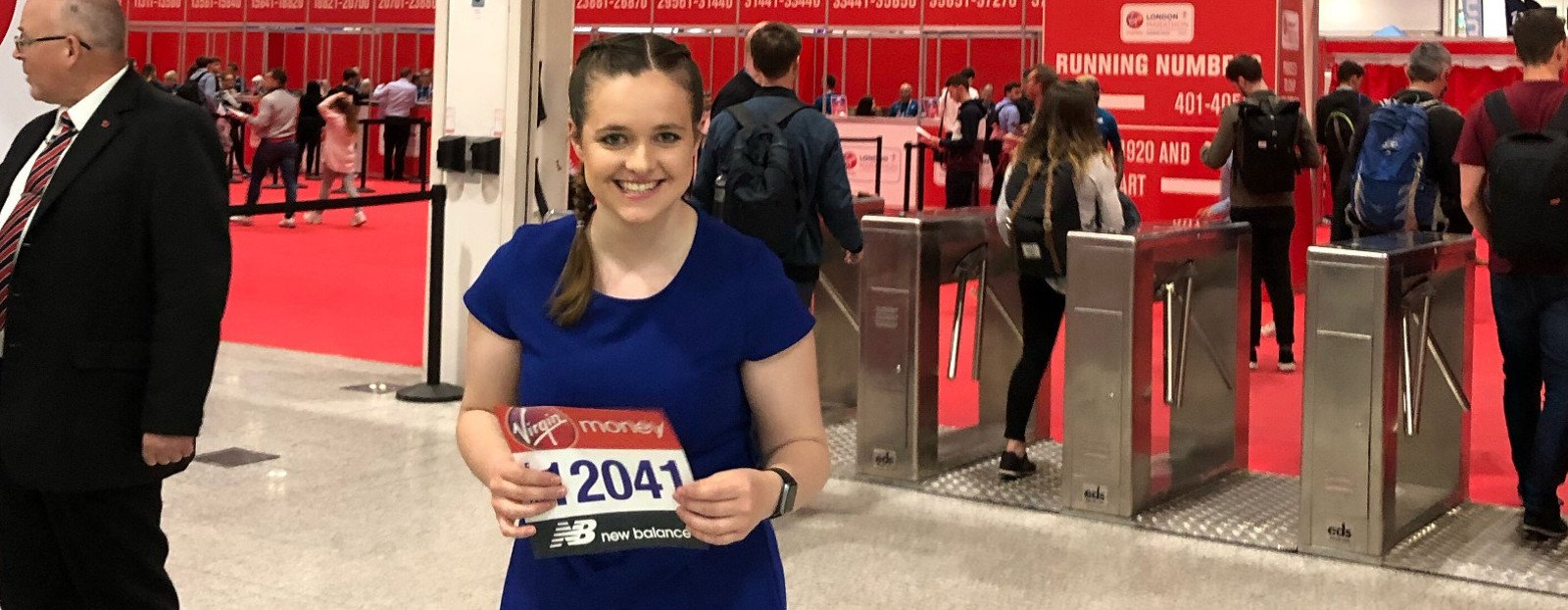 Emily's London Marathon Escapade
