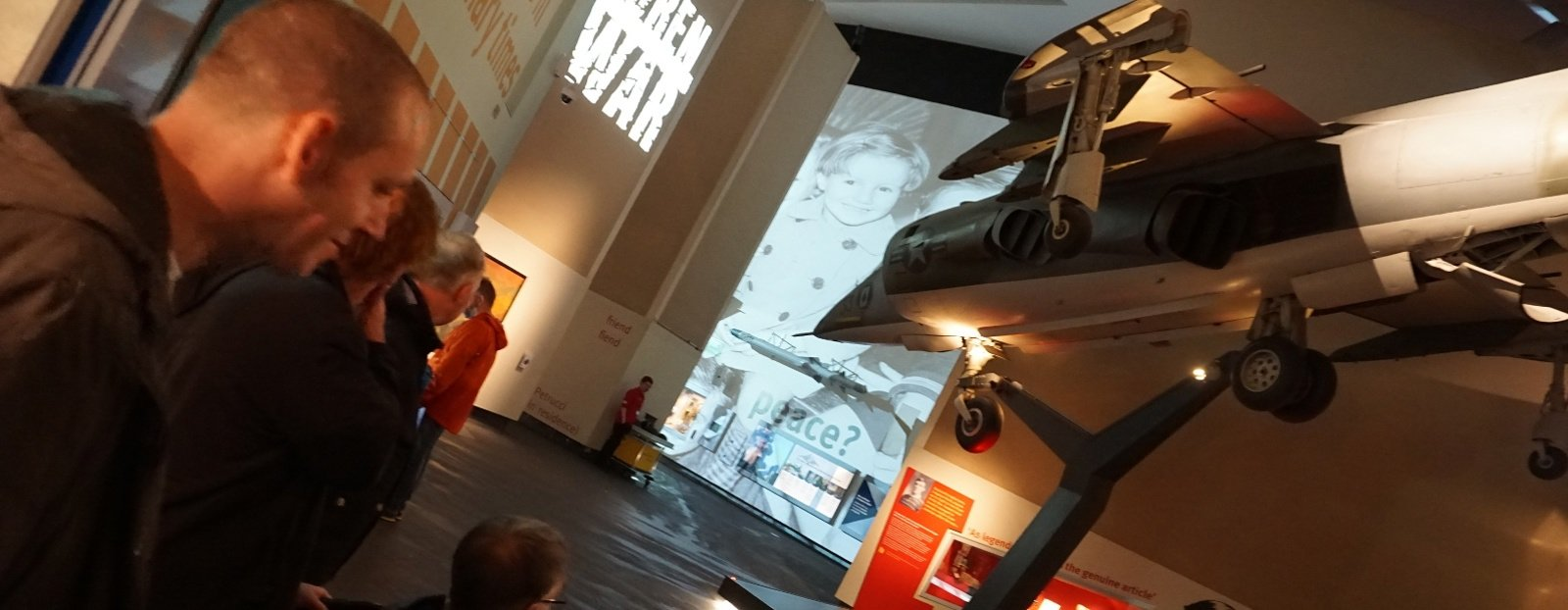 Imperial War Museum Visit by David Owen